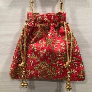 Artisinal Handcrafted Purse